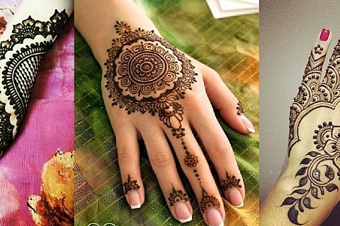Lovely & Beautiful Best Mehndi Designs