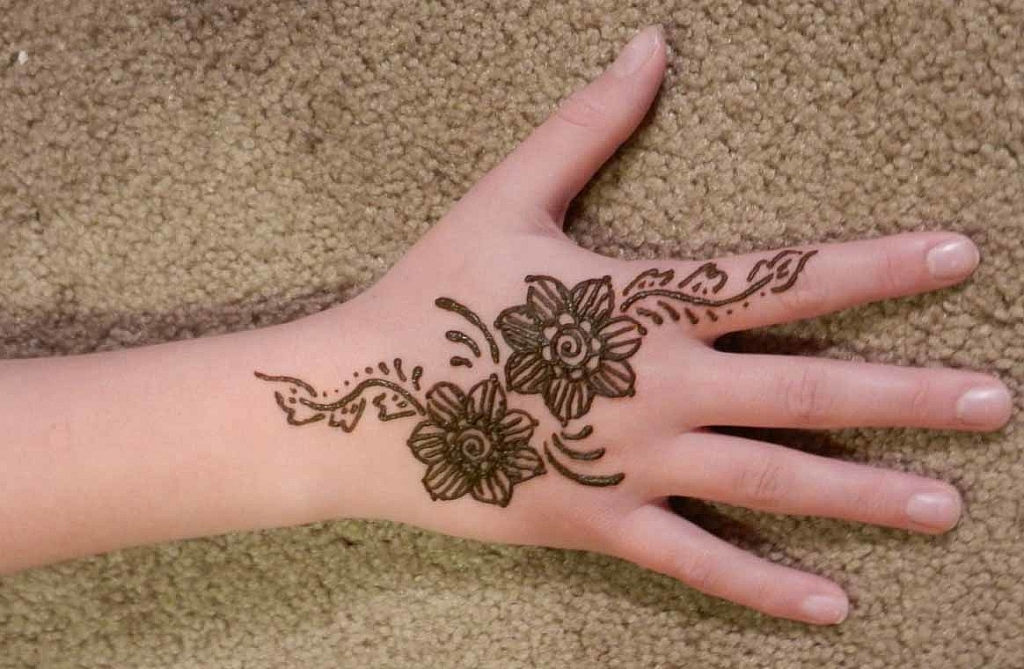 A To Z Mehndi Designs : Lovely & beautiful best simple mehndi designs hello dhani
