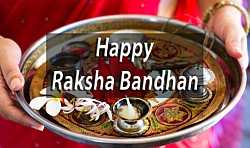 Raksha Bandhan Qoutes sms in hindi
