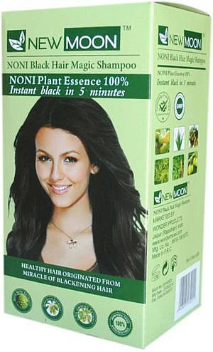 New Moon Noni Black Magic Shampoo