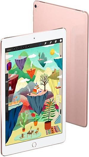 Apple iPad Pro 128 GB (Rose Gold)