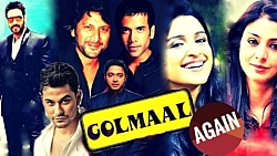 Golmaal Again Movie Review. Duniya sirf logic se nahi chalti, thoda magic bhi hota hai